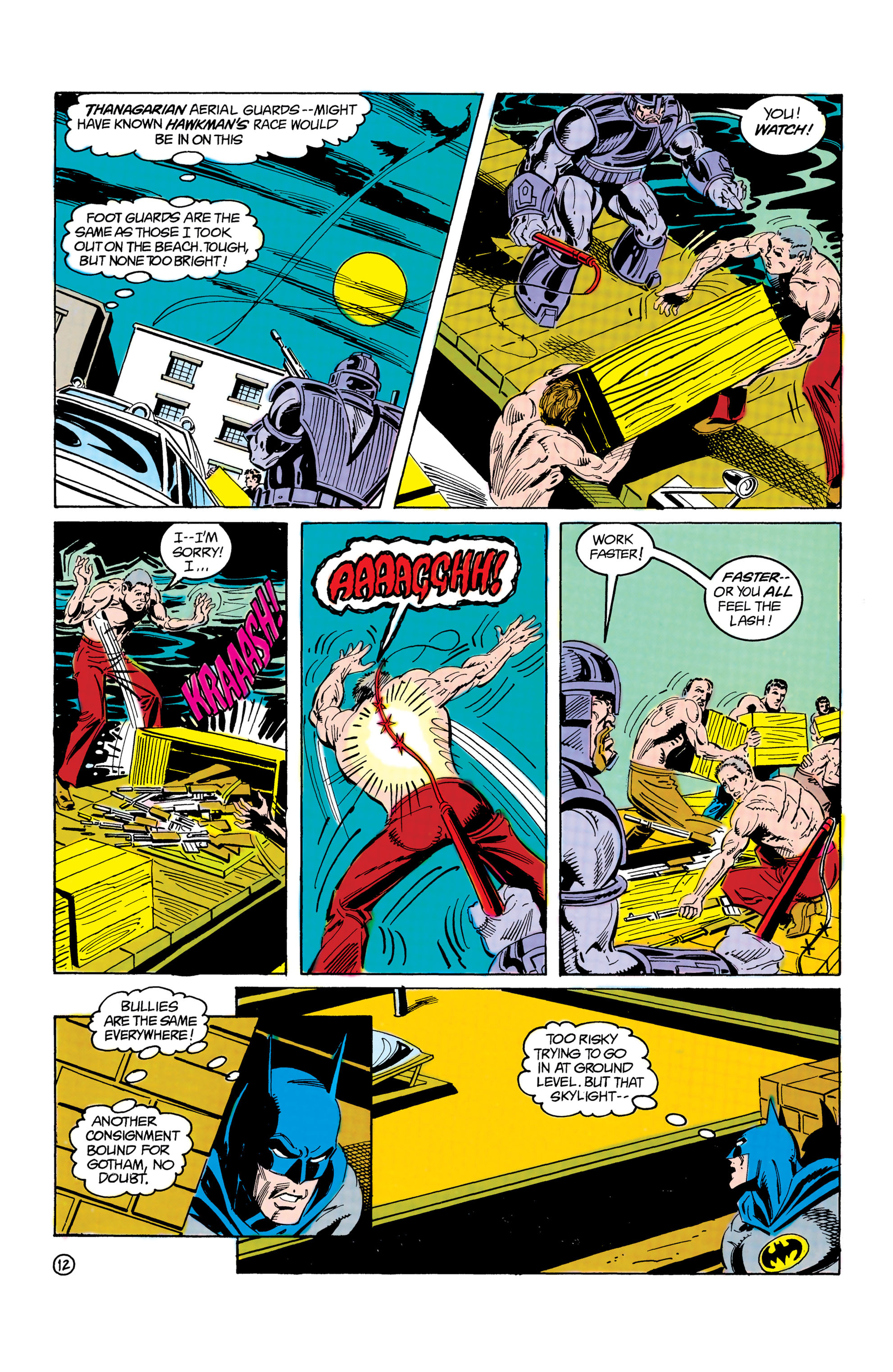 Detective Comics (1937) Issue #595 Page 13