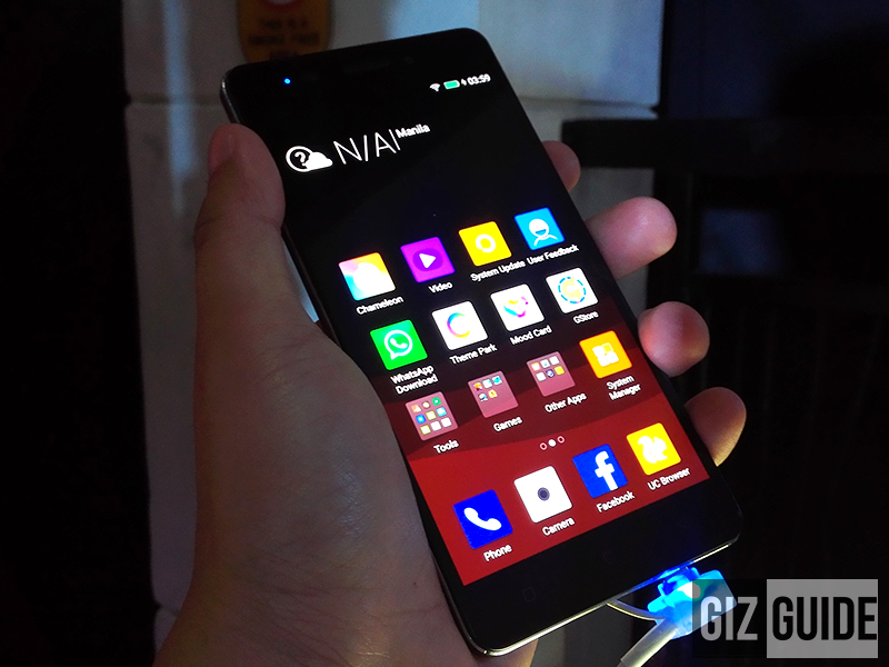 Gionee Marathon M5 now in the Philippines