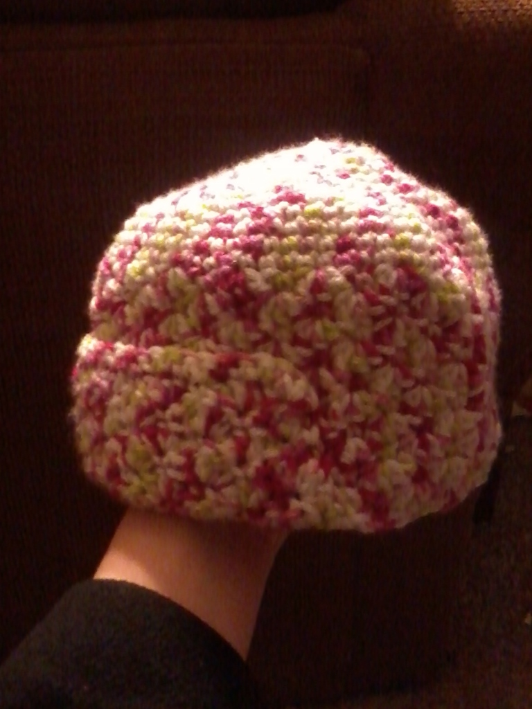 how to make a beanie smaller