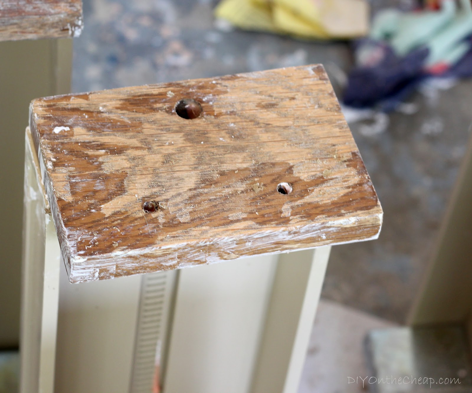 Can You Still Stain Wood After Using Paint Stripper