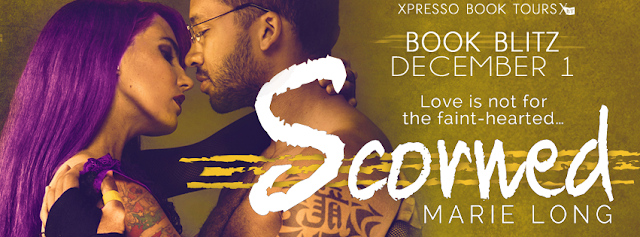 Book Blitz: Scorned by Marie Long