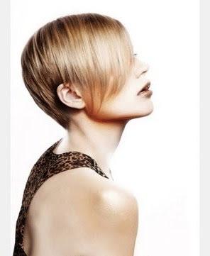 moderno corte cabello corto