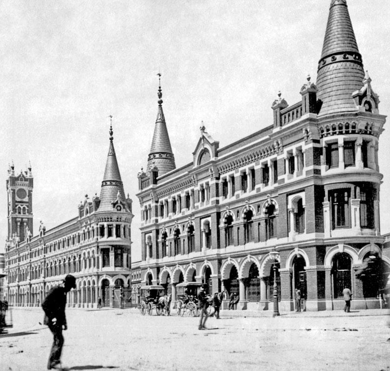 Beside the Yarra: Melbourne's Wonderful Demolished Buildings