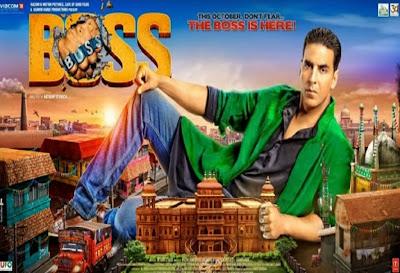 Boss Movie 2013 Big Poster