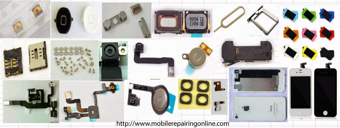 smartphones parts description