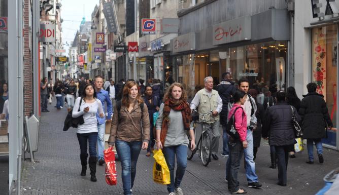 De beste winkelstad van nederland augustus 2012 for Reiswinkel den haag