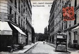 1 rue Grandville 94160 Saint Mandé 01 43 65 98 35