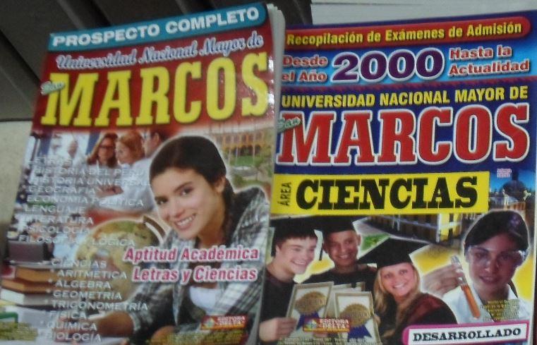 LIBROS DE PREPARACION PREUNIVERSITARIA