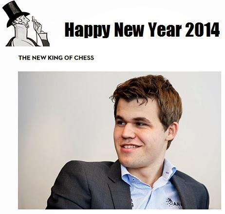 Magnus Carlsen, le nouveau champion du monde des échecs