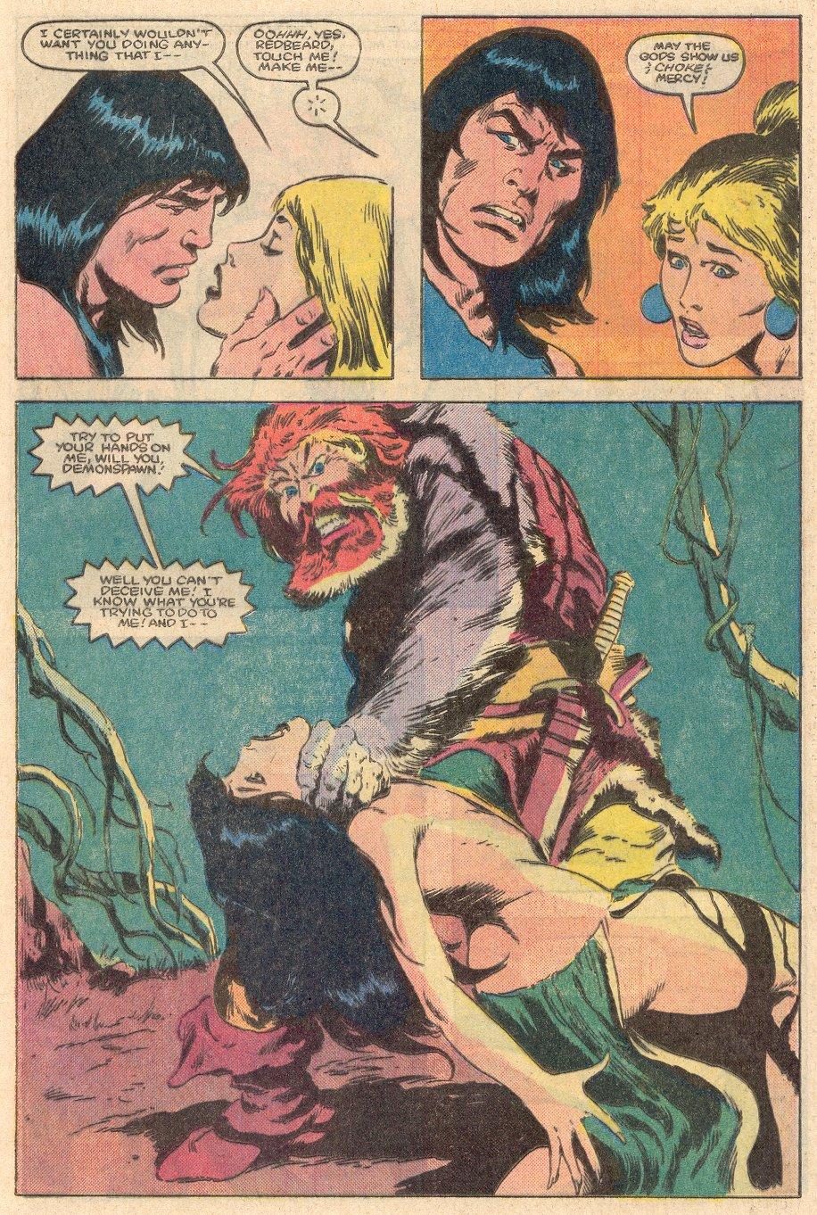 Conan the Barbarian (1970) Issue #161 #173 - English 16