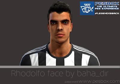 PES 2013 Rhodolfo Face by baha_dir