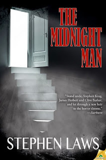 Scrawl his time has come stephen laws is the midnight man fandeluxe Gallery