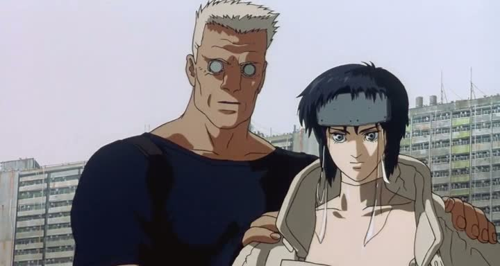 Download Ghost in the Shell English Film Short Size Compressed Movie For PC Single Resumable Links