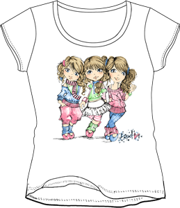 t shirt-kaos-desain