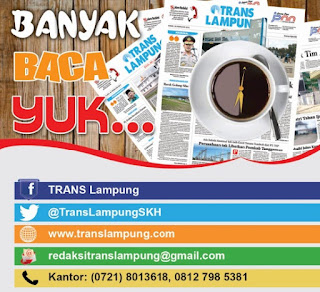 Karir Kerja di PT. Trans Lampung Pers