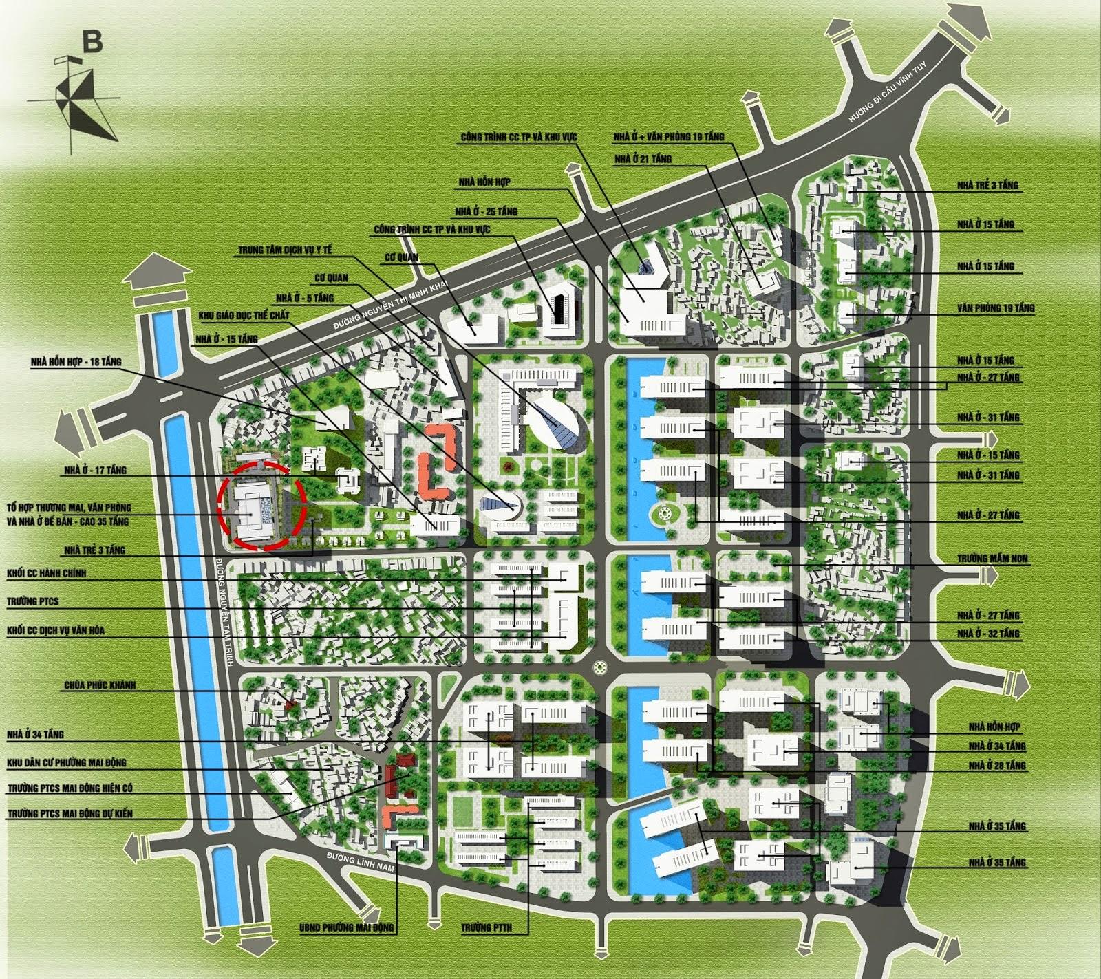 Chung cư Helios Tower 75 Tam Trinh
