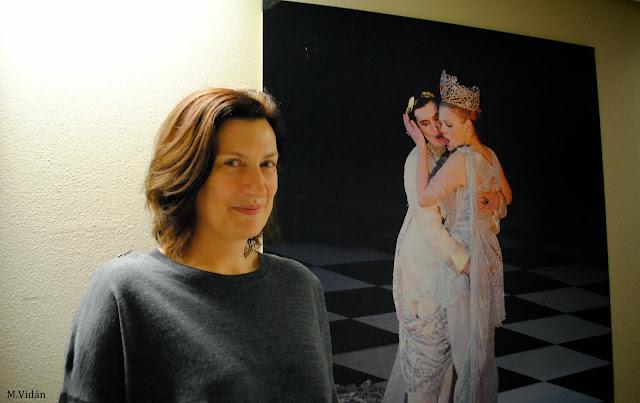 Marta Vidán. Sarah Connolly, Agrippina, Liceu, Barcelona