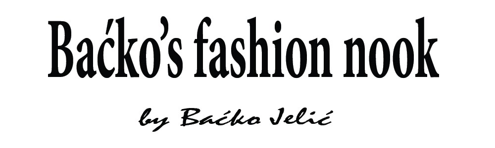 Baćko's fashion nook