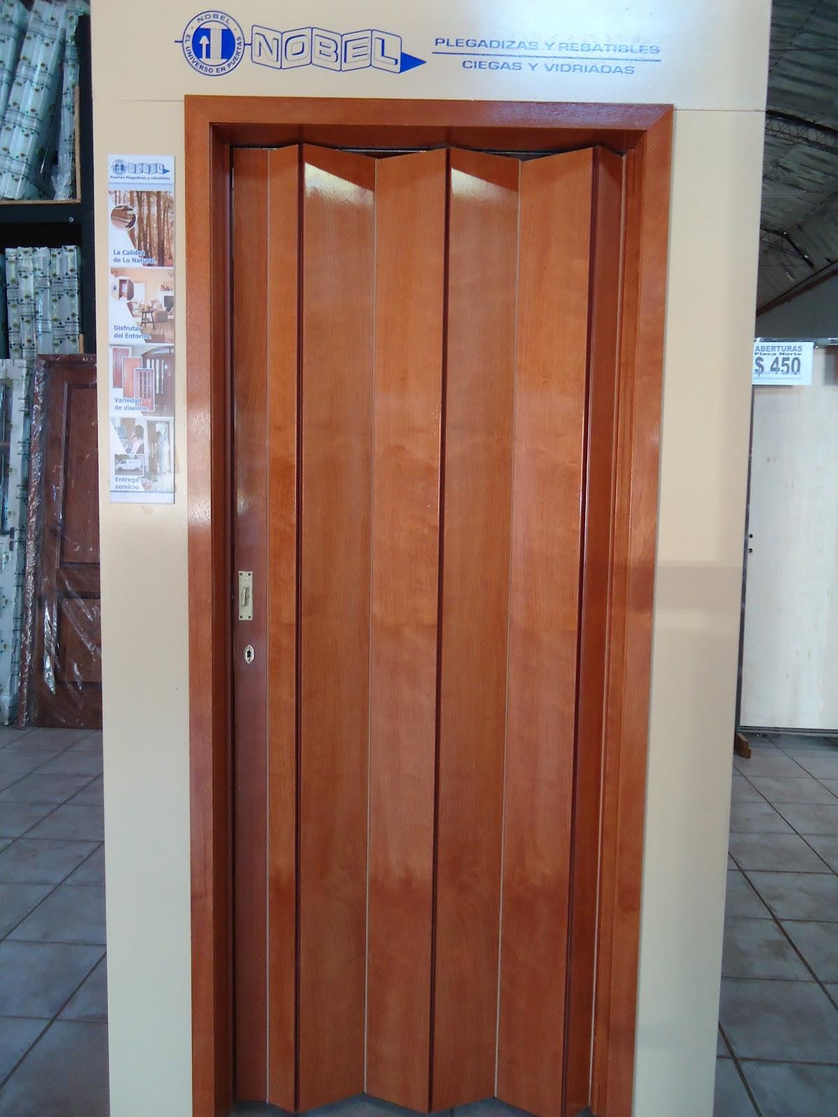 Plegadizas y rebatibles aberturas placa norte - Puertas plegables de aluminio ...