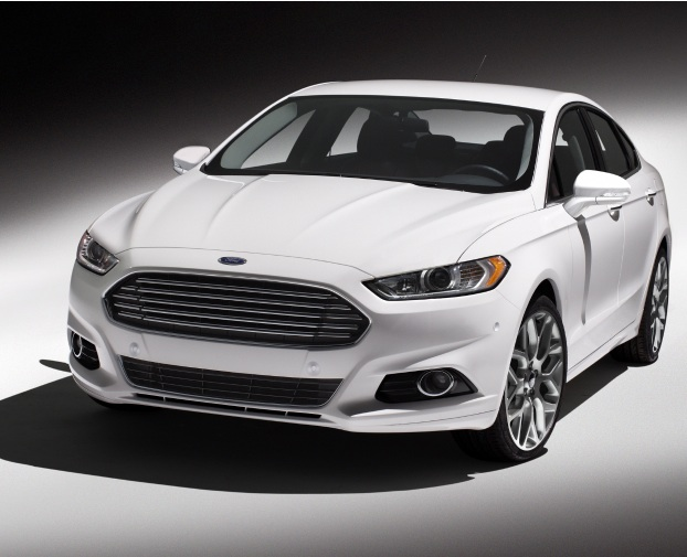 Ford Vehicles Named Car of the Year