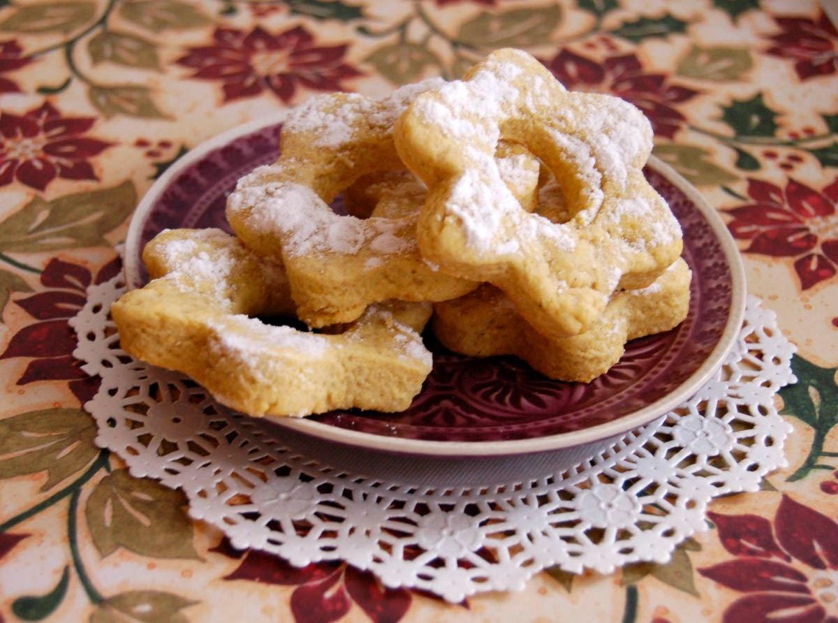 печенье итальянское Canestrelli