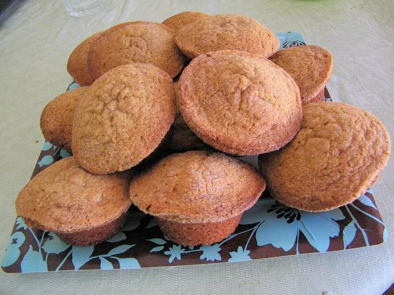 Chef Mommy: Amish Friendship Bread Muffins
