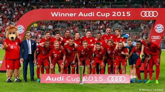 El FC Bayern y Audi prolongan su relación contractual