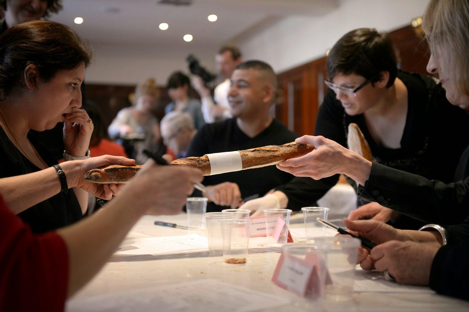 Best Baguette of Paris Contest in Paris