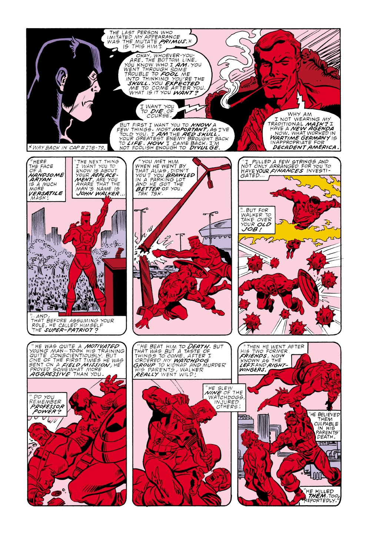 Captain America (1968) Issue #350 #282 - English 26