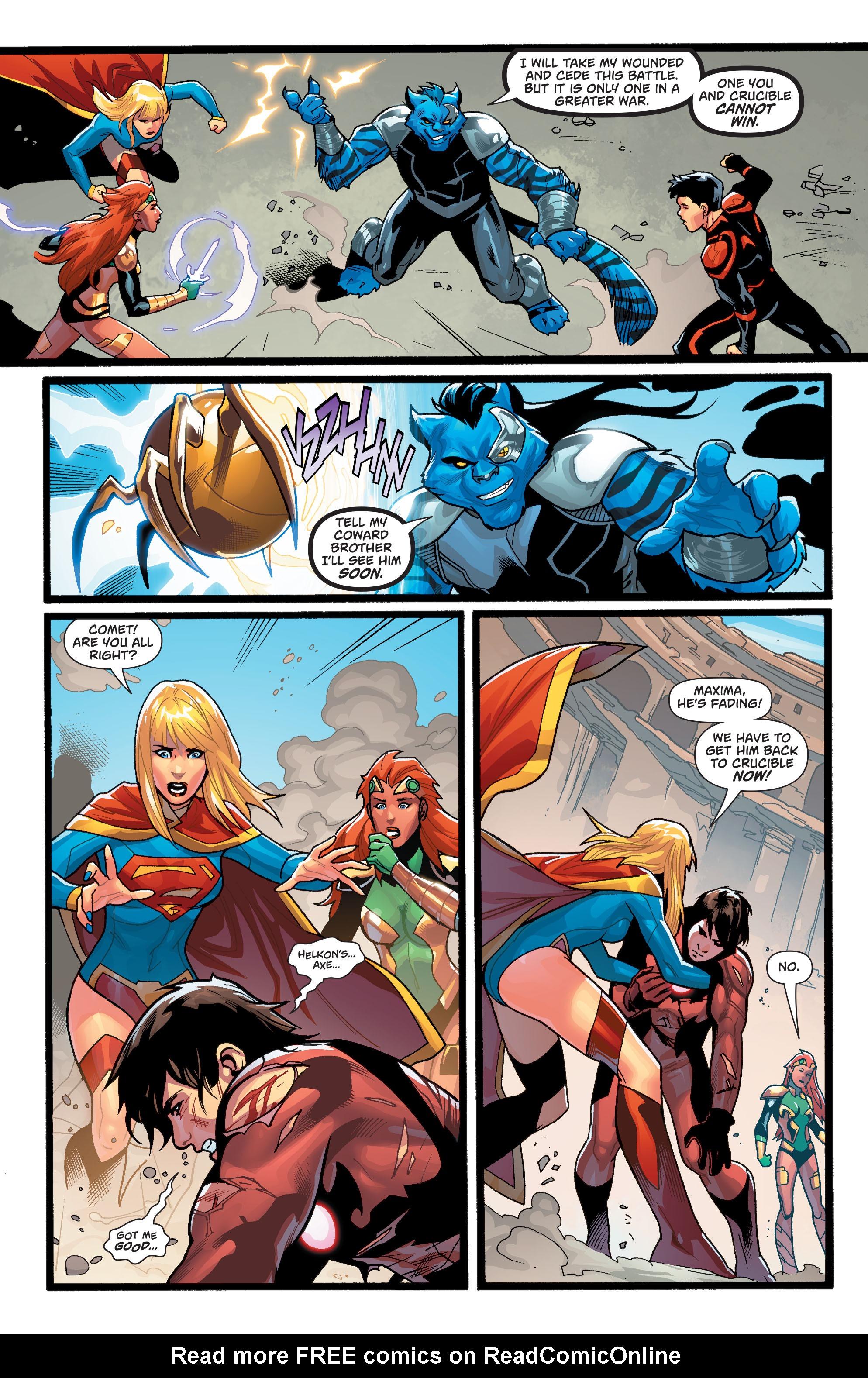 Supergirl (2011) Issue #38 #40 - English 18