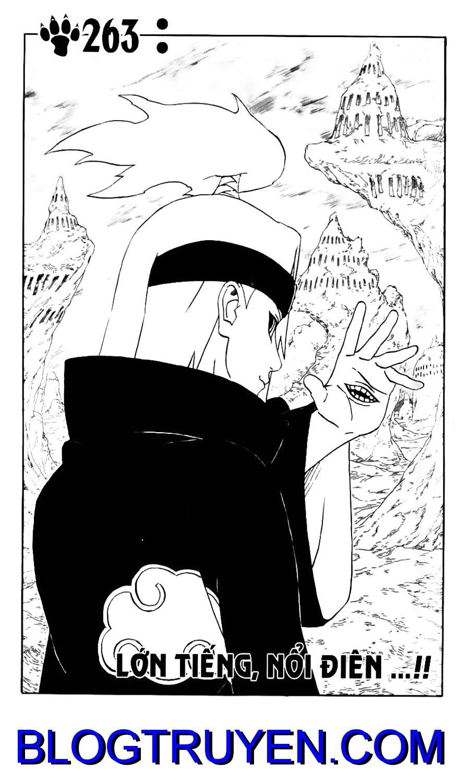 Naruto chap 263 Trang 2 - Mangak.info