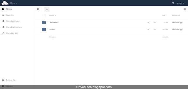 DriveMeca instalando OwnCloud en Linux Centos 7 paso a paso