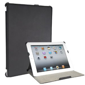 Convertable Case Multi Angle Stand for the Apple iPad 2