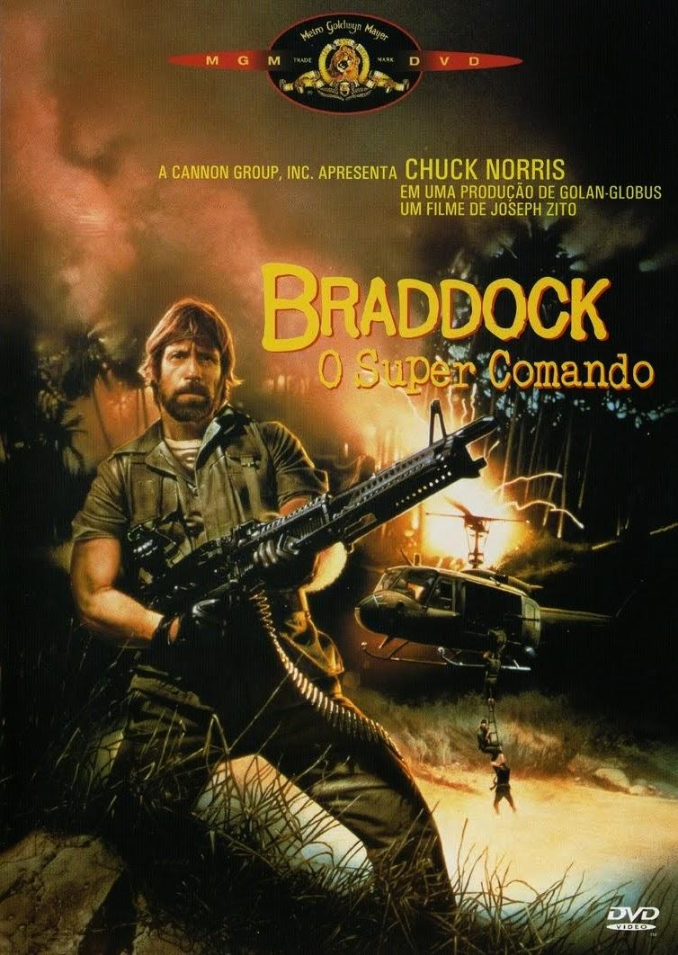 Braddock: O Super Comando – Dublado (1984)