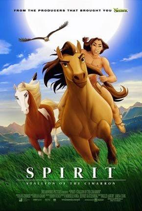 Spirit – O Corcel Indomável Dublado