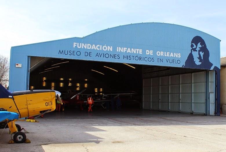 Resultado de imagen de fundación infante de orleans