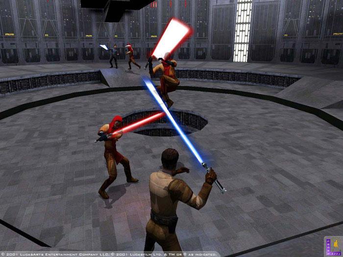 Star Wars Jedi Knight II: Jedi Outcast Pc Game Download ...