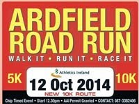 5k & 10k race nr Clonakilty in Cork