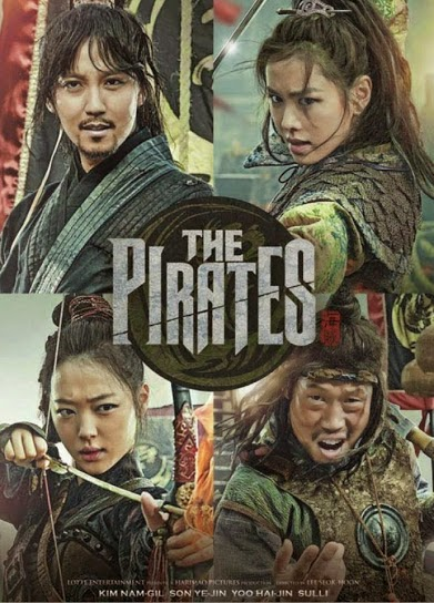 Pirates [2014] Subtitle Indonesia