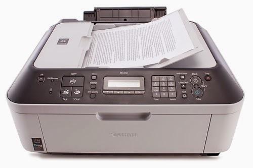 Hidupkan printer kembali dan semestinya printer sudah normal kembali.
