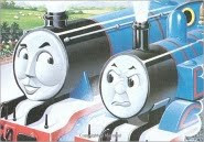 excerpt from Catch Me, Catch Me! (Thomas & Friends)