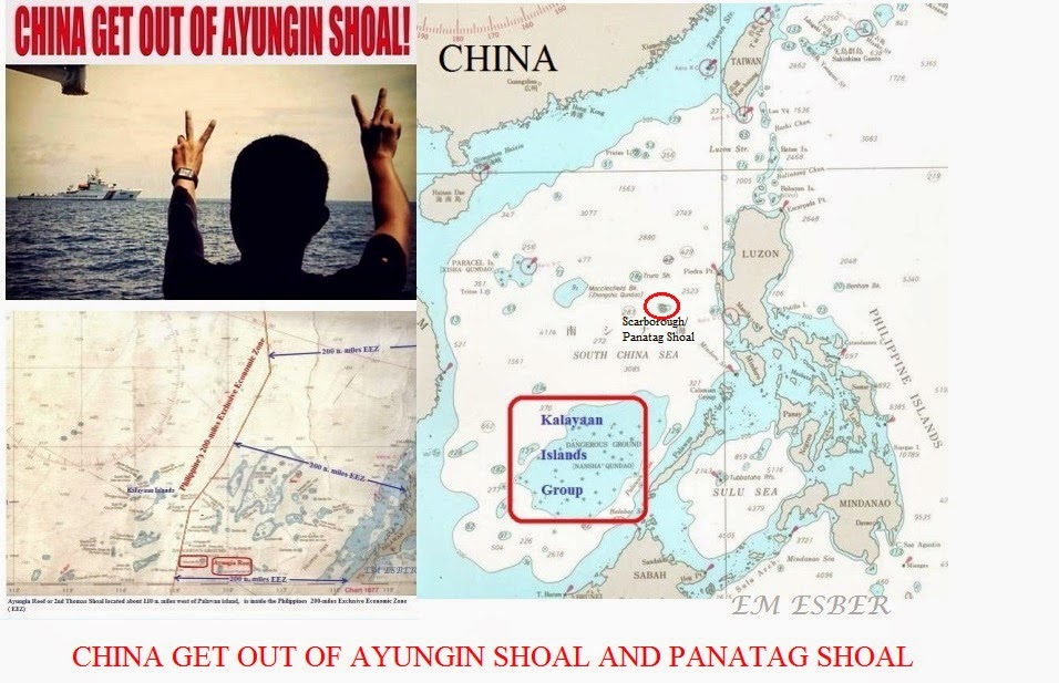 shoal   philippine s last line of defense against china s agression