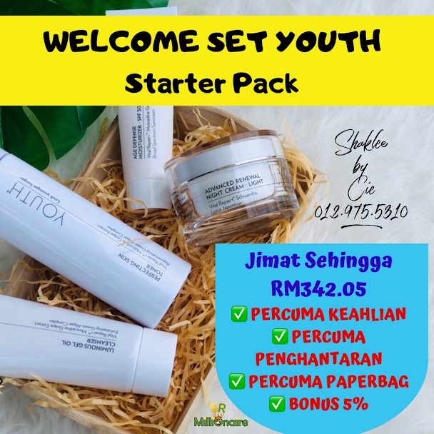 Jom Shaklee Youth Starter Pack