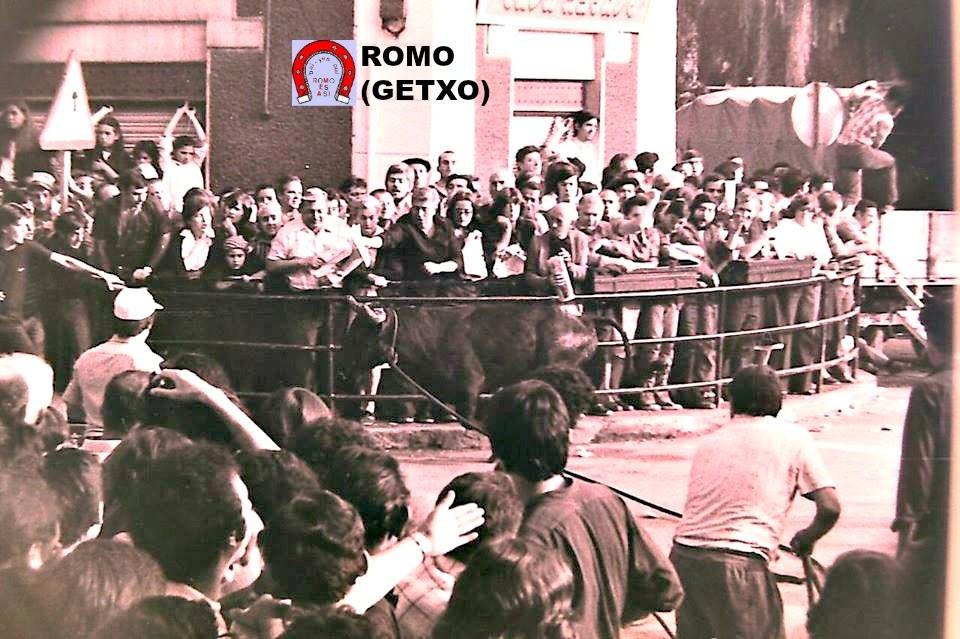 Romo Getxo Vaquillas sokamuturra