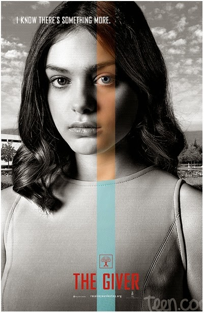 hollywood spy the giver lois lowrys sf movie