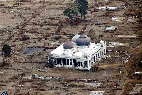 Masjid Baiturrahim di Aceh