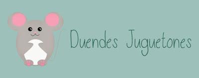 """""""DUENDES JUGUETONES"""""""