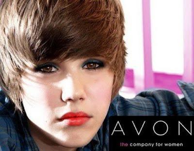 Novo batom Justin Bieber