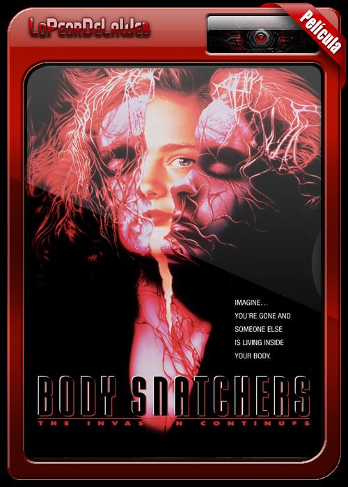 Body Snatchers (1993) (Exclusiva) [BrRip-720p-Dual-Mega]
