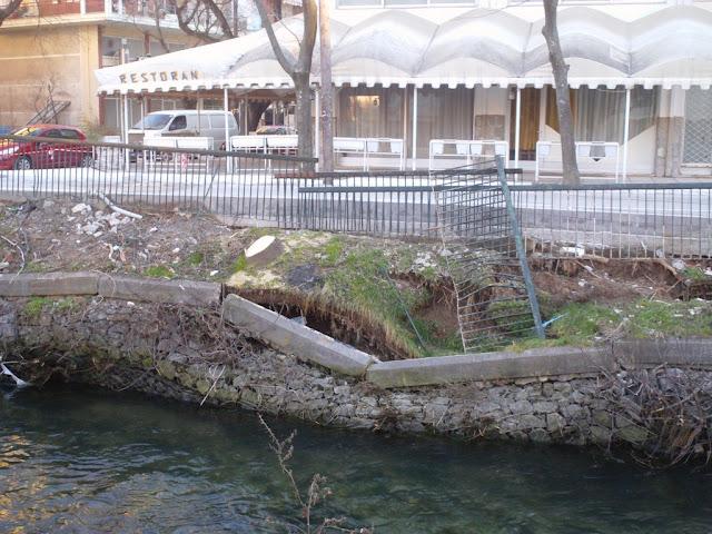 Τουριστική ατραξιόν το μεγάλο ποτάμι της Έδεσσας!!!